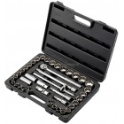 42pc Metric & Imperial Socket Set