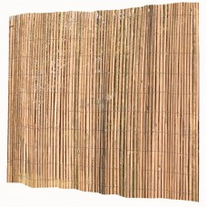 Split Bamboo Screen 2m x 4m