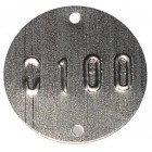 Aluminium Tree Tags