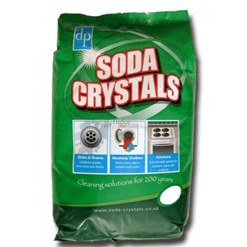 Soda Crystals 25kg Bag