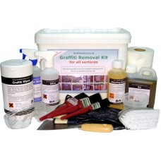 All Surfaces Graffiti Removal Kit