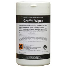 Graffiti Wipes, Tub of 50