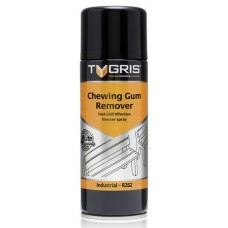 Tygris Chewing Gum Remover, 400ml