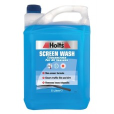 Holts Concentrated Screen Wash - 5 litres