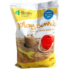 Childrens Play Sand, 25kg
