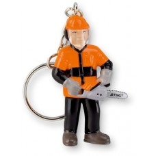 STIHL Forestry Worker Key Ring