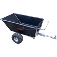 Tipping Trailer, HD Plastic Body
