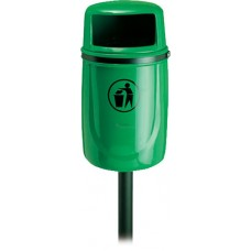OSPREY Litter Bin - without lock - heavy-duty plastic