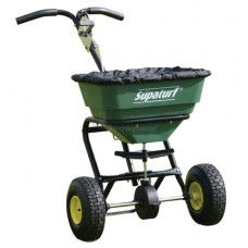 Supaturf Pedestrian Salt Spreader - medium duty