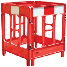 Plastic 4-Gate 'WorkGate' Barrier System