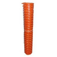 Plastic Barrier Fencing, orange