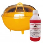 Dome Wasp Trap and Bait Kit
