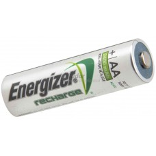 Energiser Rechargable AA Batteries, pk 4
