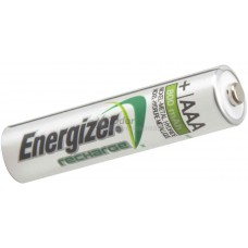 Energiser Rechargable AAA Batteries, pk 4