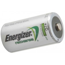 Energiser Rechargable C Batteries, pk 2