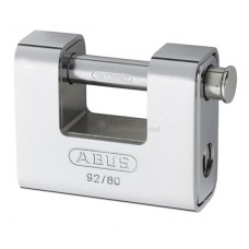 Abus Shutter Padlock - High Security 92/80