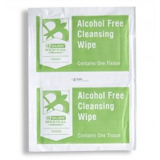 Alcohol Free Cleansing Wipes - single wipe