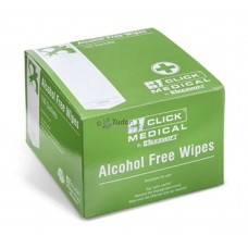 Alcohol Free Cleansing Wipes - box of 100