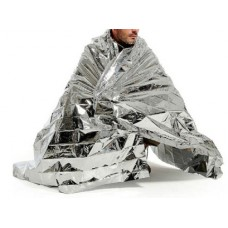 Click Medical Disposable Foil Blanket