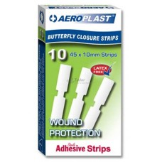 Butterfly Wound Closures, pk 10
