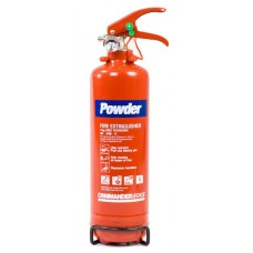 Vehicle Fire Extinguisher - 1kg dry powder