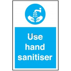 Sign 200x300mm, Hand Sanitiser