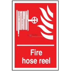 Sign 200x300mm, Fire Hose Reel