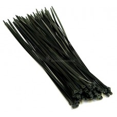 Ratchet Cable Ties - black coloured