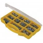 Countersunk Pozidrive Screws Pack