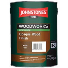 Johnstones Opaque Oil Based Wood Finish