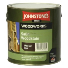 Johnstones Satin Wood Stain