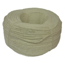Polypropylene Rope, 6mm - white coloured