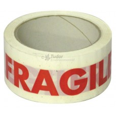 Packaging 'Fragile' Tape