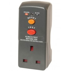 Safety RCD Circuit Breaker Adaptor