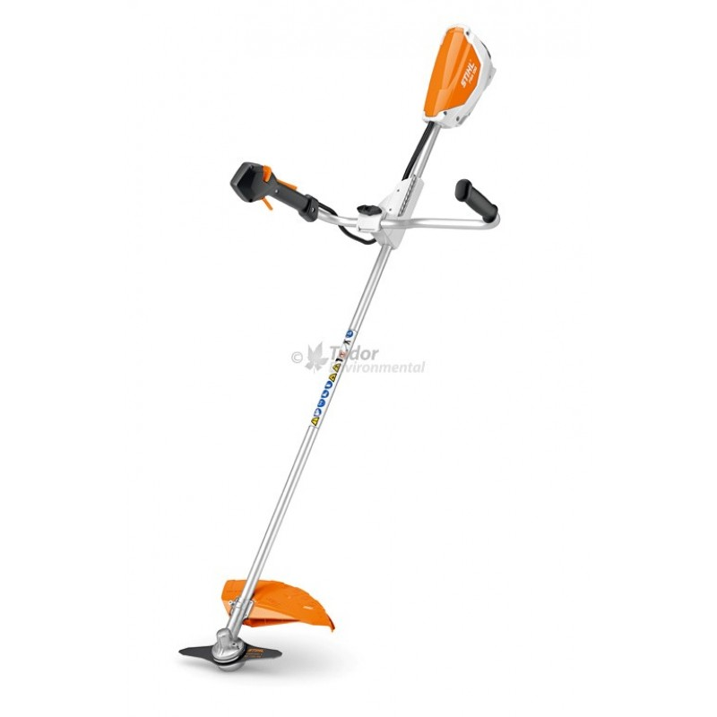 stihl fsa130 battery cordless grass trimmer. Black Bedroom Furniture Sets. Home Design Ideas