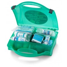 Workplace First Aid Kit, Medium, BS 8599